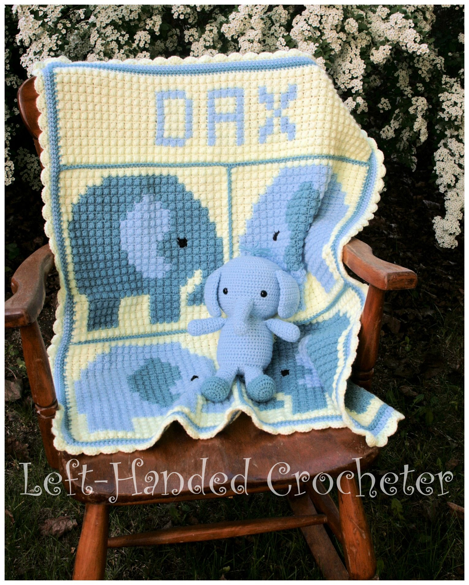 The Sweetest Crochet Elephant Patterns To Try | The WHOot | 1906x1530