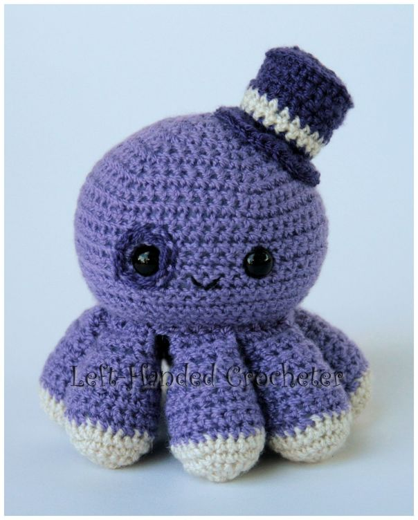 Crochet a Giant Octopus Amigurumi – So Fun and the Pattern is FREE ... | 752x604
