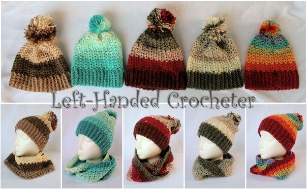 V-stitch Slouchy Hat d1747e5824c