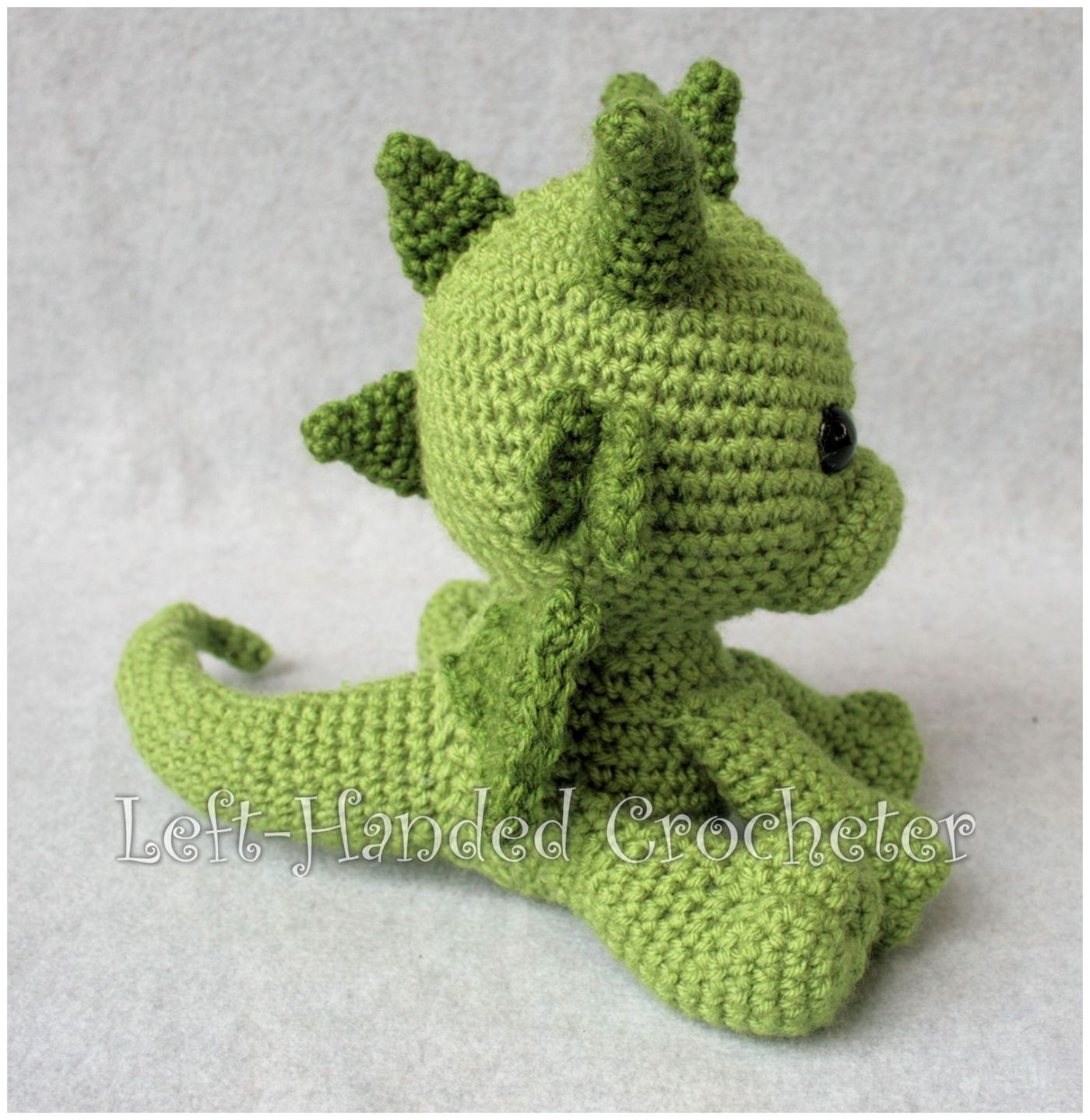 Dratini Crochet Pattern / Pokemon / dragon / gen 1 / dragon | Etsy | 1440x1400
