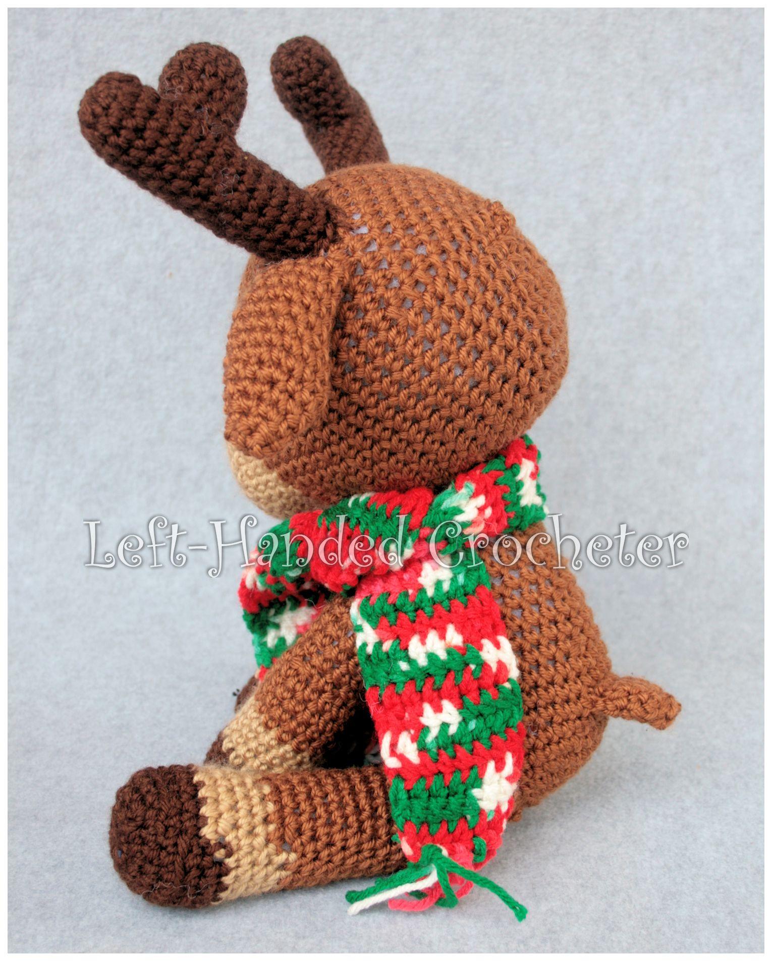 Randall the Reindeer |