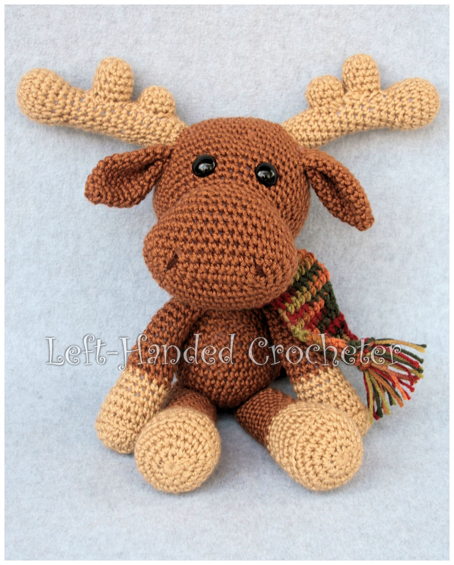 Marty the Moose |