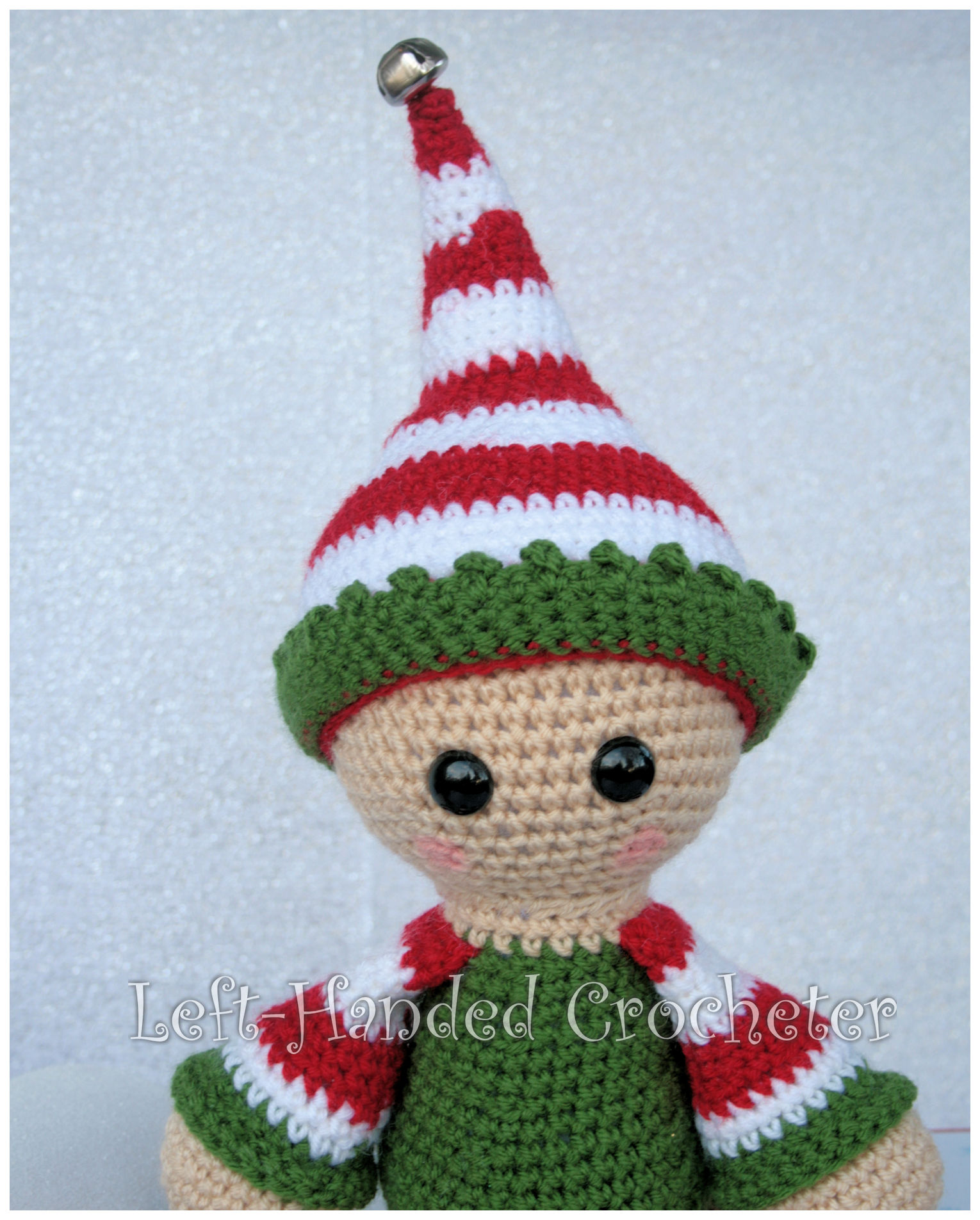 Elf on the Shelf - Free Amigurumi Pattern - PDF File -Click ... | 1905x1530
