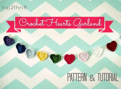 crochet-hearts-garland