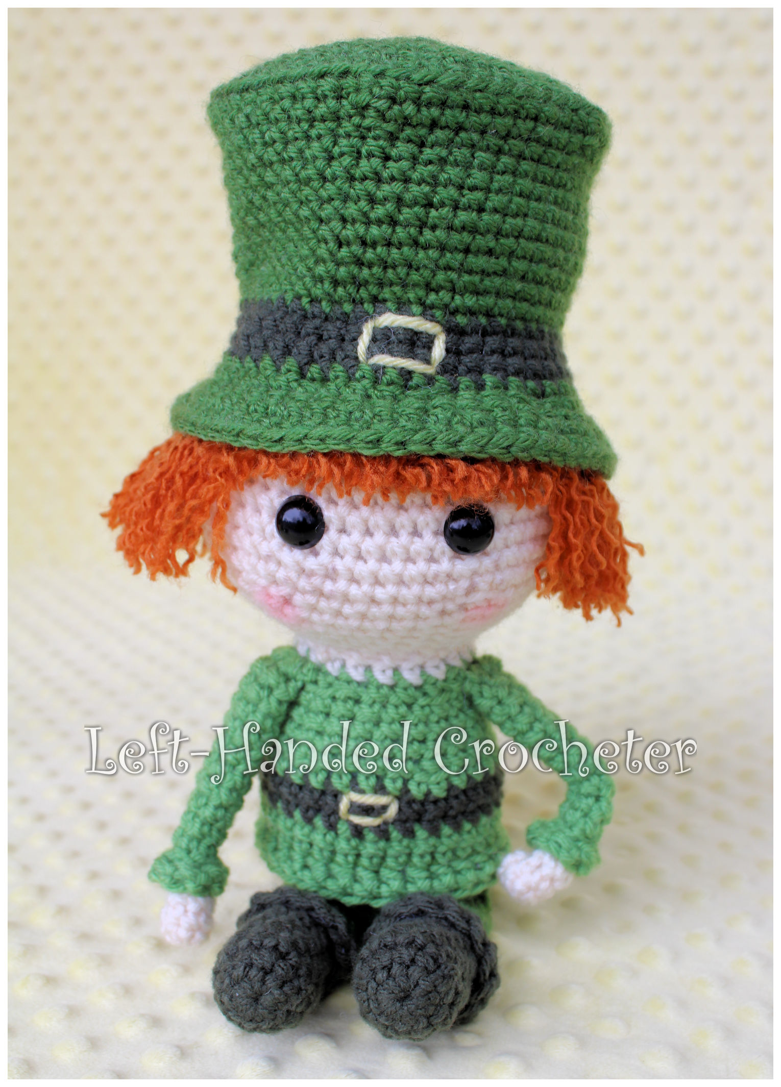 Shaymus the Leprechaun |