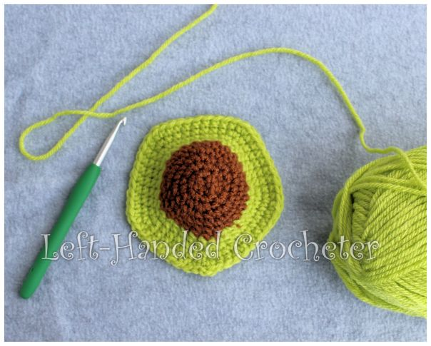 Crochet Toy Avocado Pattern | Mermaid crochet pattern, Mermaid ... | 486x604