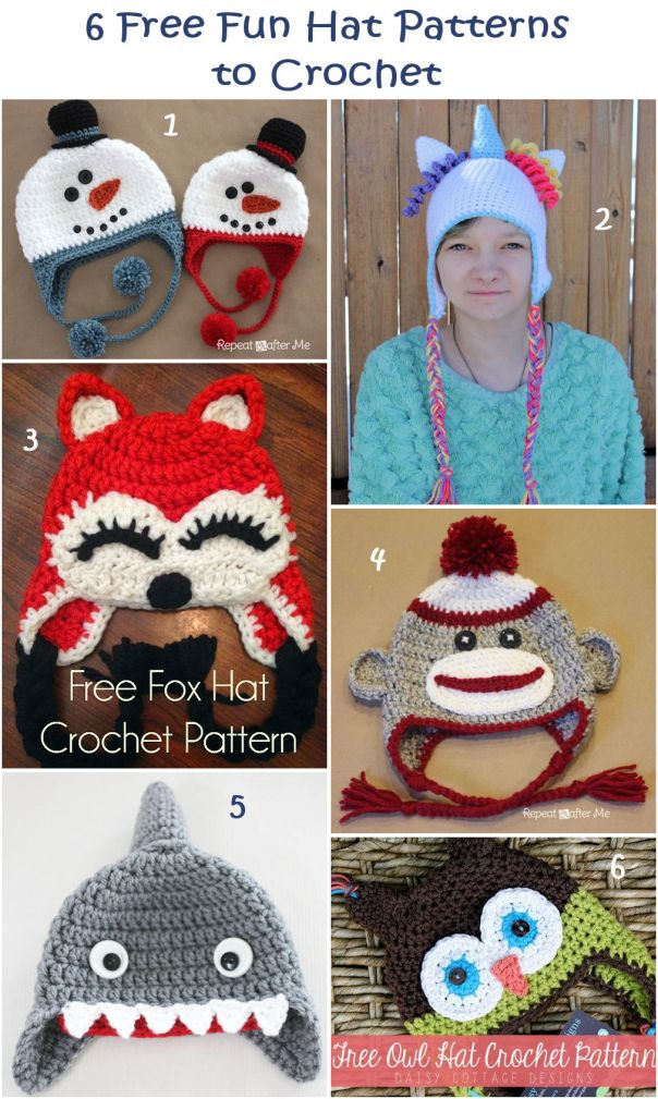 8749797f9e7 Snowman Hat by Repeat Crafter Me ...